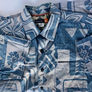 Men's Quiksilver + Kahala shirt 2 pack / Hawaii 🌸